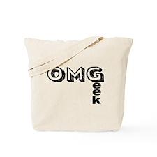 Oh My Geek Tote Bag