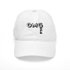 Oh My Geek Baseball Cap