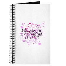 Technology Friend Journal