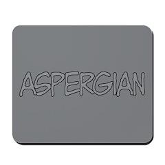 Aspergian Mousepad
