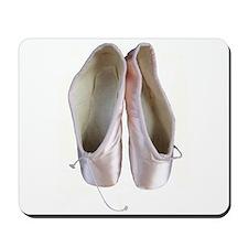 Ballet Shoes Mousepad