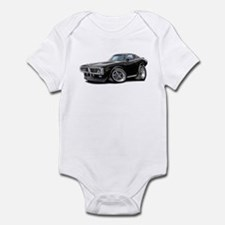 Charger Black Opera Top Infant Bodysuit