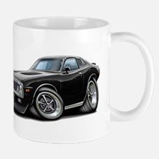 Charger Black Opera Top Mug