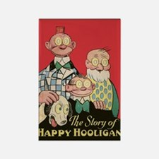 $24.99 Happy Hooligan Refrigerator Magnets (10)