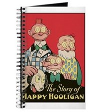 $9.99 Happy Hooligan Journal