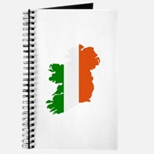 Ireland map Journal