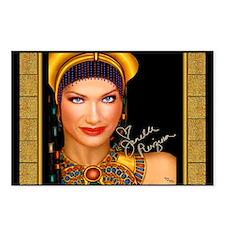 Cleopatra Postcards (pkg of 8)
