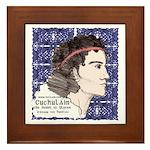 Cuchulain Framed Tile