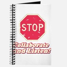 STOP! Journal