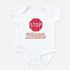 STOP! Infant Bodysuit