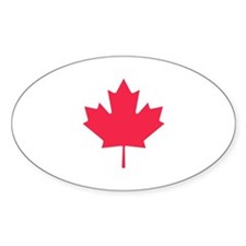Maple leaf Decal
