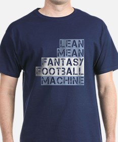 Fantasy Football Machine T-Shirt