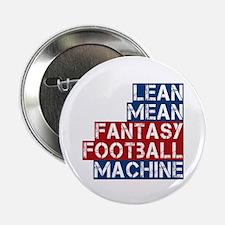 "Fantasy Football Machine 2.25"" Button"