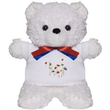Cute Dandelion Teddy Bear