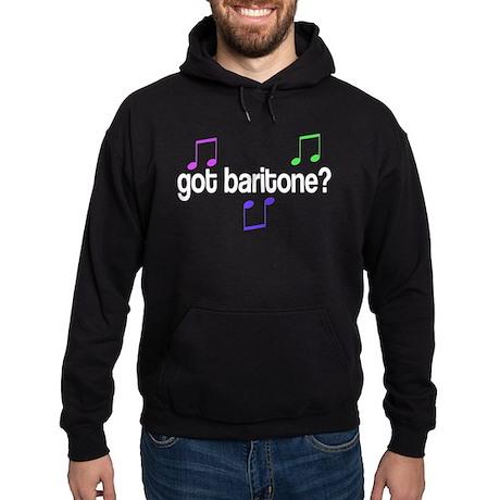 Got Baritone Hoodie (dark)