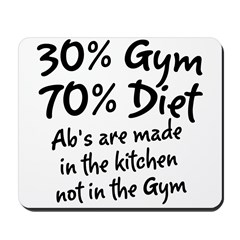 30% Gym Mousepad