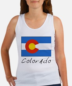 Colorado (State Flag) Women's Tank Top