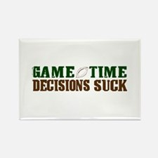 Gametime Decision (FFL) Rectangle Magnet