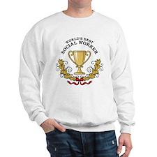 World's Best Social Worker Sweatshirt