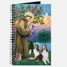 St. Francis (V-W)-Two Shelties Journal
