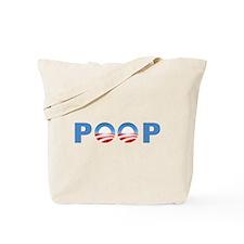 POOP Anti Obama Tote Bag