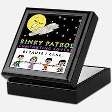 Central Ohio Binky Patrol Keepsake Box