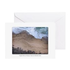 Frigate Birds at Kilauea, Kauai Greeting Card