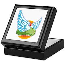 The Flying Pickle Keepsake Box