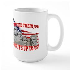 Our Turn Now! Mug