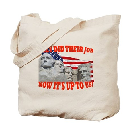 Our Turn Now! Tote Bag