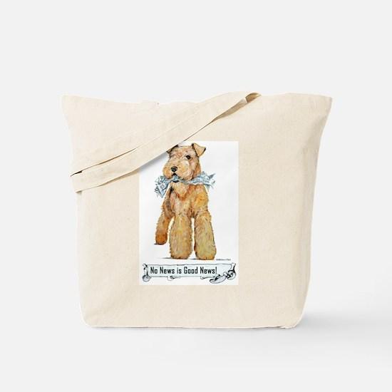 No News is Good News Tote Bag