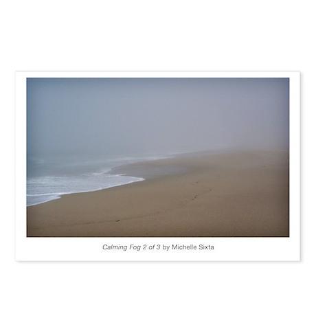 Calming Fog #2 of 3 Postcards (Package of 8)