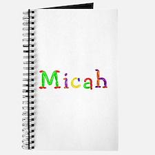 Micah Balloons Journal
