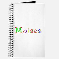 Moises Balloons Journal