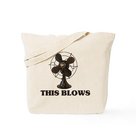 This Blows Tote Bag