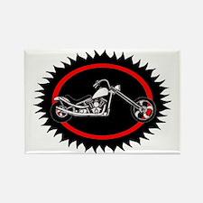 BIKER LOOK Rectangle Magnet (10 pack)