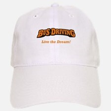 Bus Driving / LTD Baseball Baseball Cap