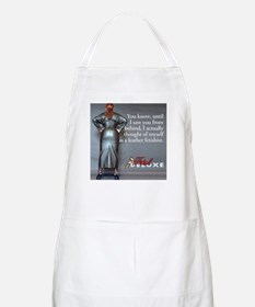 Leather Fetish BBQ Apron