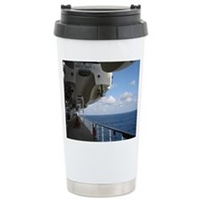 Queen Mary 2 Transatlantic Travel Mug