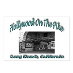 Hollywood On The Pike Postcards (Package of 8)
