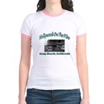 Hollywood On The Pike Jr. Ringer T-Shirt