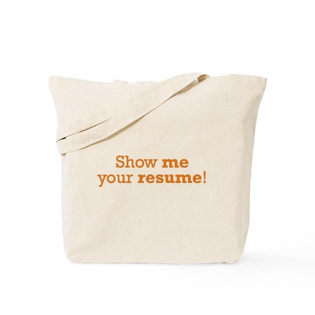 Show me a resume