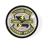 Missouri Highway Patrol Commu Wall Clock