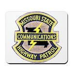 Missouri Highway Patrol Commu Mousepad