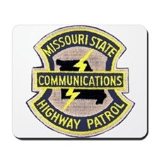 Missouri Highway Patrol Commu Mousepad