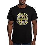 Missouri Highway Patrol Commu Men's Fitted T-Shirt