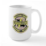 Missouri Highway Patrol Commu Large Mug