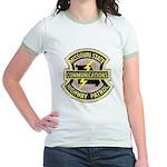 Missouri Highway Patrol Commu Jr. Ringer T-Shirt