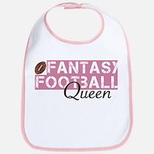 Fantasy Football Queen Bib