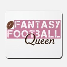 Fantasy Football Queen Mousepad